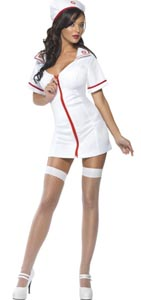 Fever Sexy Nurse Costume - Extra Small