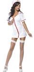 Fever Sexy Nurse Costume - Extra Small