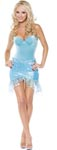Fever Little Mermaid Costume - Extra Small