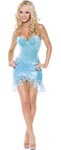 Fever Little Mermaid Costume - Medium
