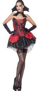 Fever Seductive Vamp Costume - Large