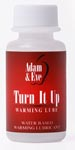 Adam & Eve Turn It Up Warming Lubricant - 1 Oz.