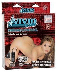 Vivid Raw Kneeling Love Doll