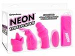 Neon Triple Play Kit - Pink