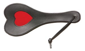 True Love Paddle - Red