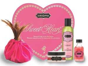 Sweet Heart Strawberry Kit