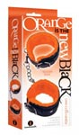 9's Orange Is the New Black Love Cuffs Ankle - Black