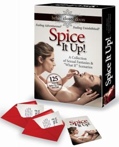 Behind Closed Doors Spice It Up