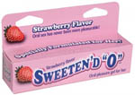 Sweeten'd O Strawberry