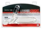 Armour Knight - Clear - Small - Medium