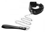 Padded Locking Posture Collar With Leash