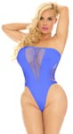 Cocolicious String Me Along Bodysuit - Blue - One Size