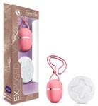 Exposed Darcy Mini Wireless Vibrating Egg - Dusty Rose