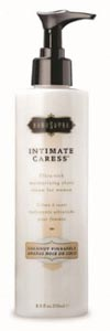 Intimate Caress Shaving Creme Coconut Pineapple 8.5 Fl. Oz