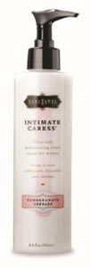 Intimate Caress Shaving Creme Pomegranate 8.5 Fl. Oz