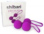 Shibari Pleasure Kegel Balls - 2 Pack Set