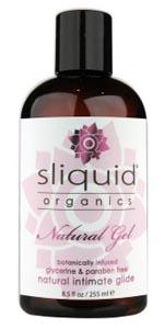 Organics Natural Gel - 8.5 Fl. Oz. (251 ml)