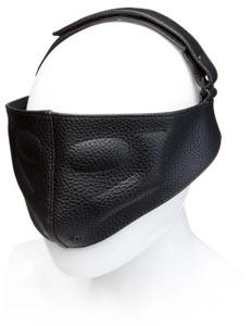 Leather Blinding Mask