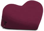 Liberator Decor Heart Wedge - Velvish Merlot