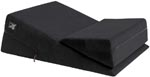 Liberator Wedge/Ramp Combo - Microfiber Midnight Black