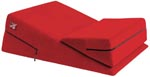 Liberator Wedge/Ramp Combo - Microfiber Flame Red
