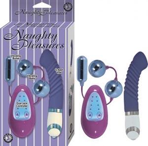 Naughty Pleasures - Purple