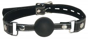 Edge Silicone Ball Gag
