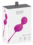 Ovo L3 Love Ball - Fuchsia