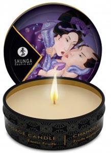 Mini Massage Candle - Libido - Exotic Fruits - 1 Fl. Oz.