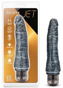 Jet Obsidian - Carbon Metallic Black