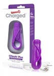 Charged O Yeah! Plus Ring - Purple