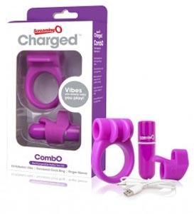 Charged Combo Kit #1 - Purple