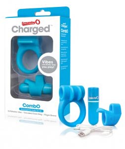 Charged Combo Kit #1 - Blue