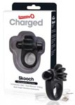 Charged Skooch Ring - Black