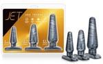 Jet Anal Trainer Kit - Carbon Metallic Black