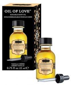 Oil of Love - Vanilla Creme - .75 Fl. Oz. / 22 ml