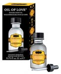 Oil of Love - Coconut Pineapple - .75 Fl.