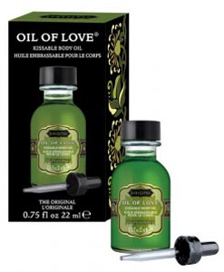 Oil of Love - The Original - .75 Fl. Oz. / 22 ml