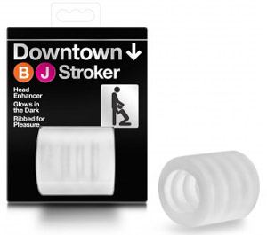 X5 Men - Downtown Bj Stroker - Clear