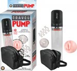 Travel Pump - Clear