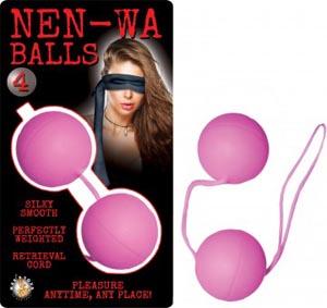 Nen-Wa Balls 4 - Pink
