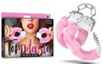 Temptasia Cuffs - Pink