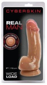 Cyberskin Real Man Wide Load
