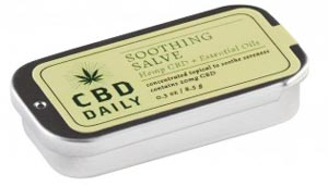 CBD Daily Salve - .34 Oz.