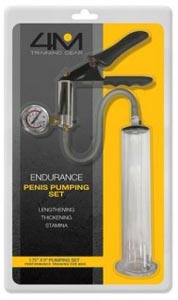4M Endurance Penis Pumping Set - 1.75