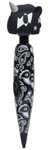 Tokidoki Multispeed Unicorn Massage Wand Vibrator - Black