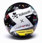 Tokidoki Pocket Dipper Textured Pleasure Cup -  Bones