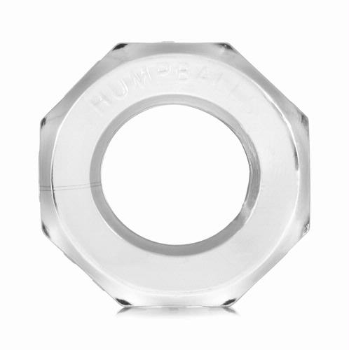 Atomic Jock Humpballs Cockring - Clear